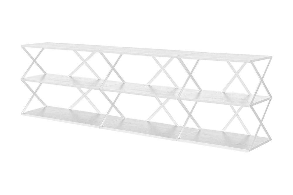 Lift 9 Wall Shelf by Hem