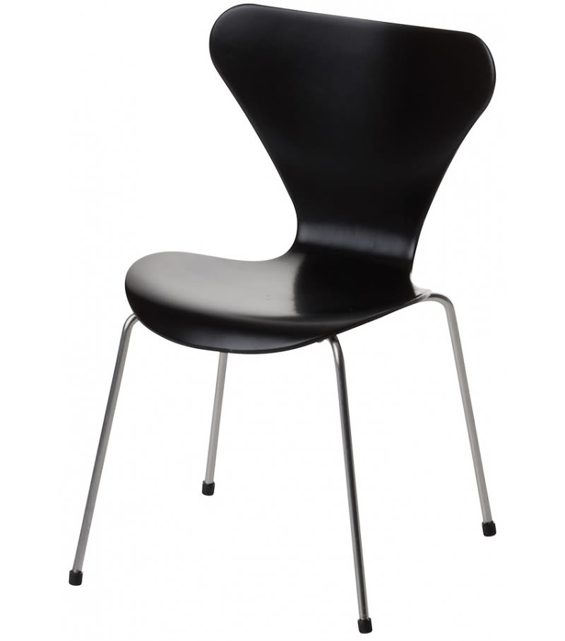 Miniature Series 7 Lacquered Chair - Set of 4 by Republic of Fritz Hansen