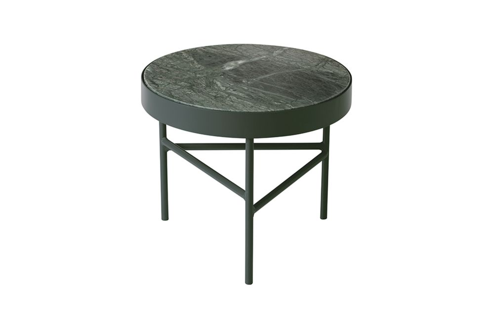 Marble Side Table - Small by ferm LIVING
