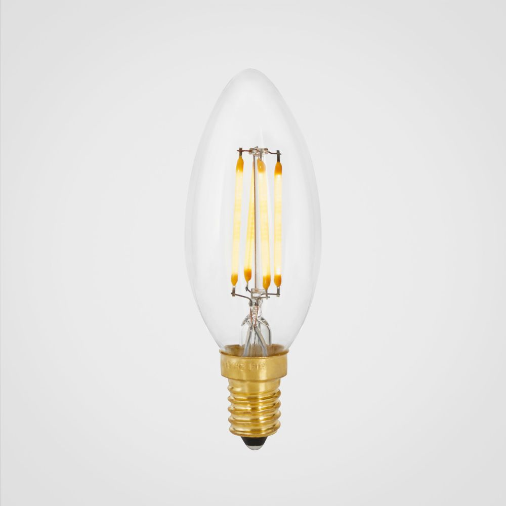 Candle 4W LED lightbulb by Tala
