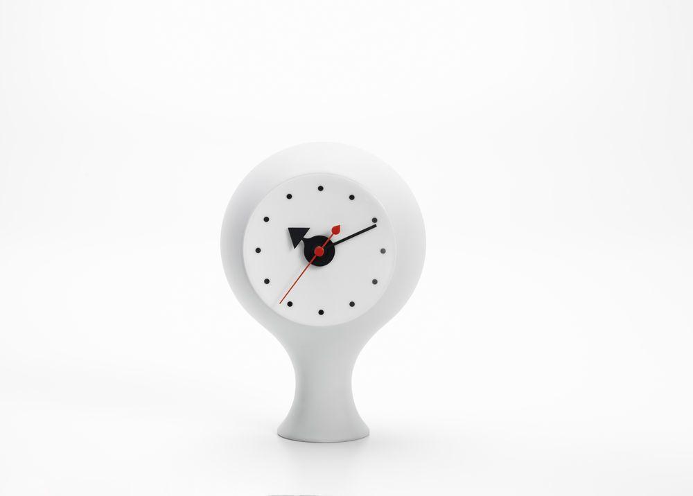 Ceramic Desk Clock No.1 by Vitra