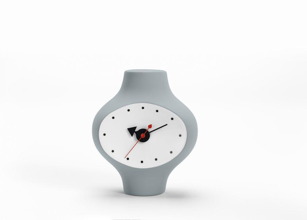 Ceramic Desk Clock No.3 by Vitra
