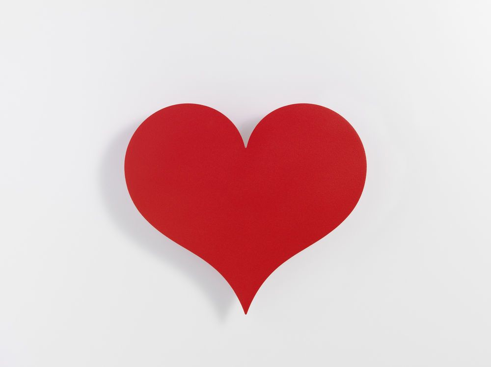 Little Heart Metal Wall Relief by Vitra