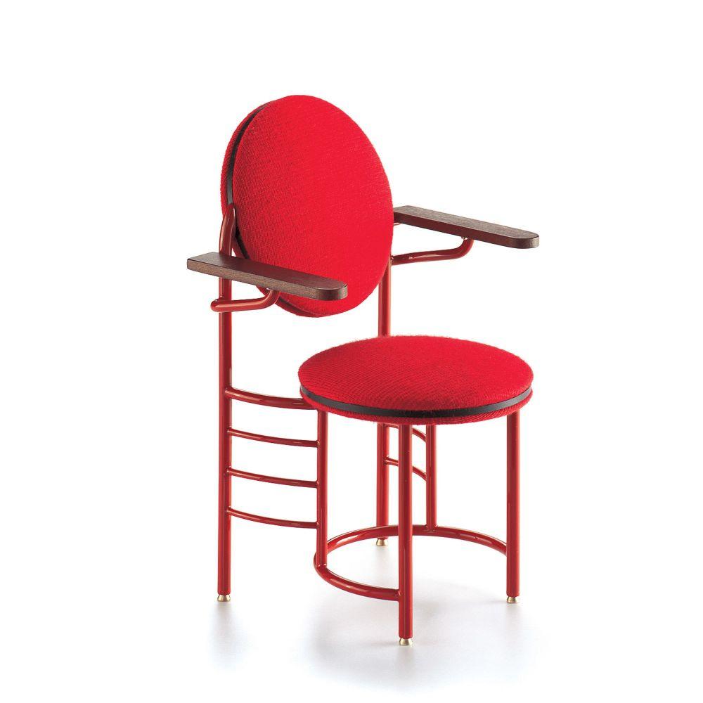 Miniature Johnson Wax Chair by Vitra