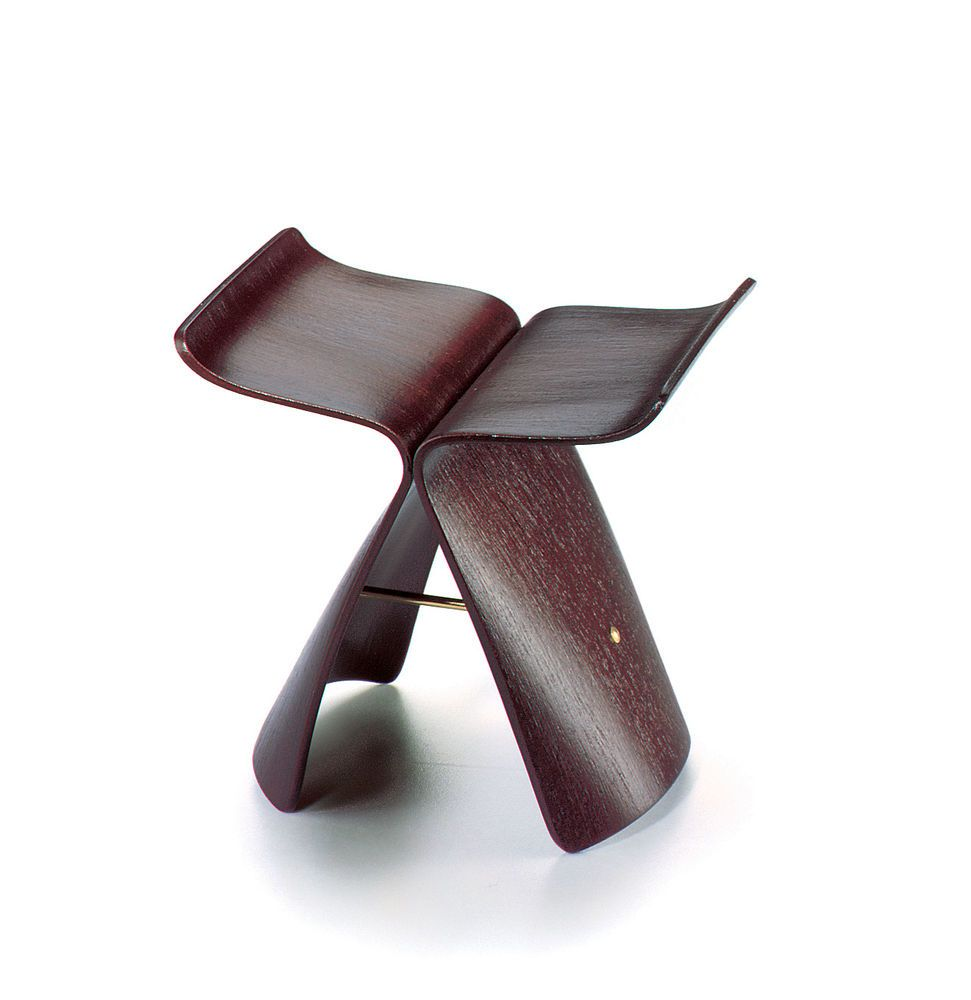 Miniature Butterfly Stool by Vitra