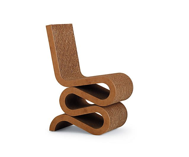 Miniature Wiggle Side Chair by Vitra