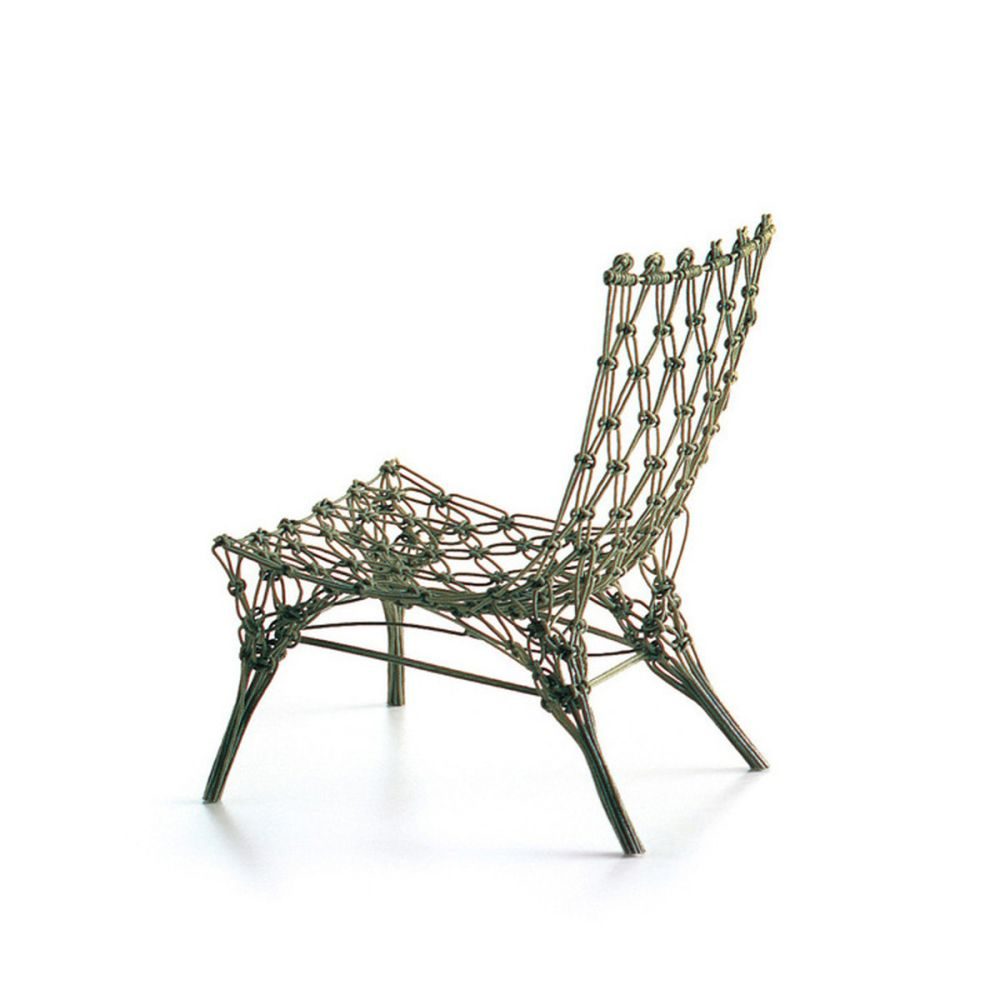 Miniature Knotted Chair by Vitra