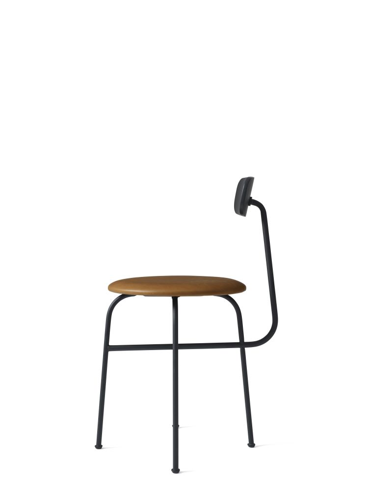 Afteroom Dining Chair 4 with Upholstered Seat by Menu