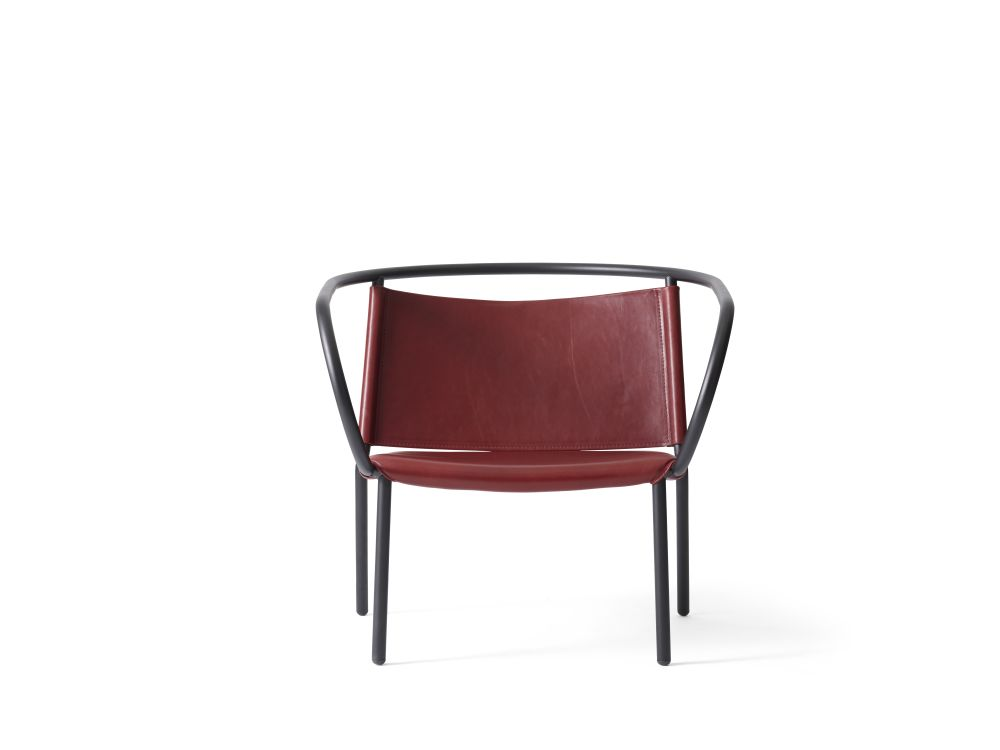 Afteroom Lounge Chair by Menu