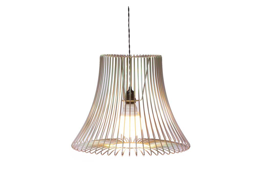 Wire Pendant Light by Deadgood