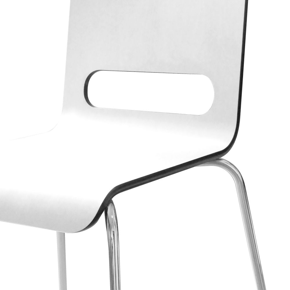 Form Dining Chair by Deadgood