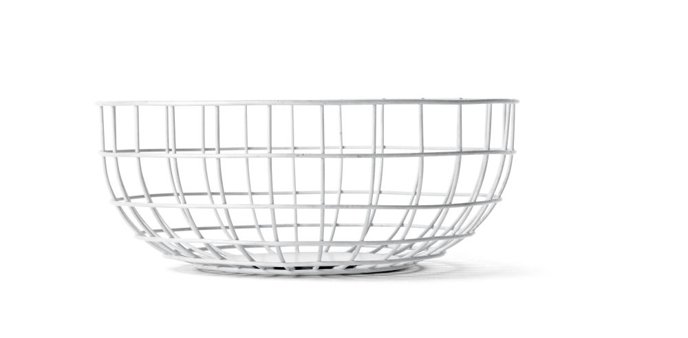 Norm Wire Bowl by Menu