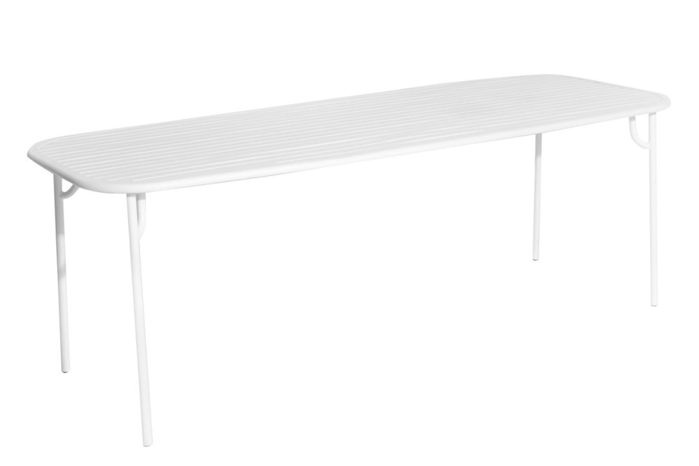 Week-End Rectangular Table by Petite Friture