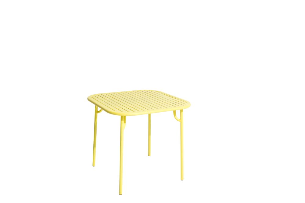 Week-End Square Table by Petite Friture