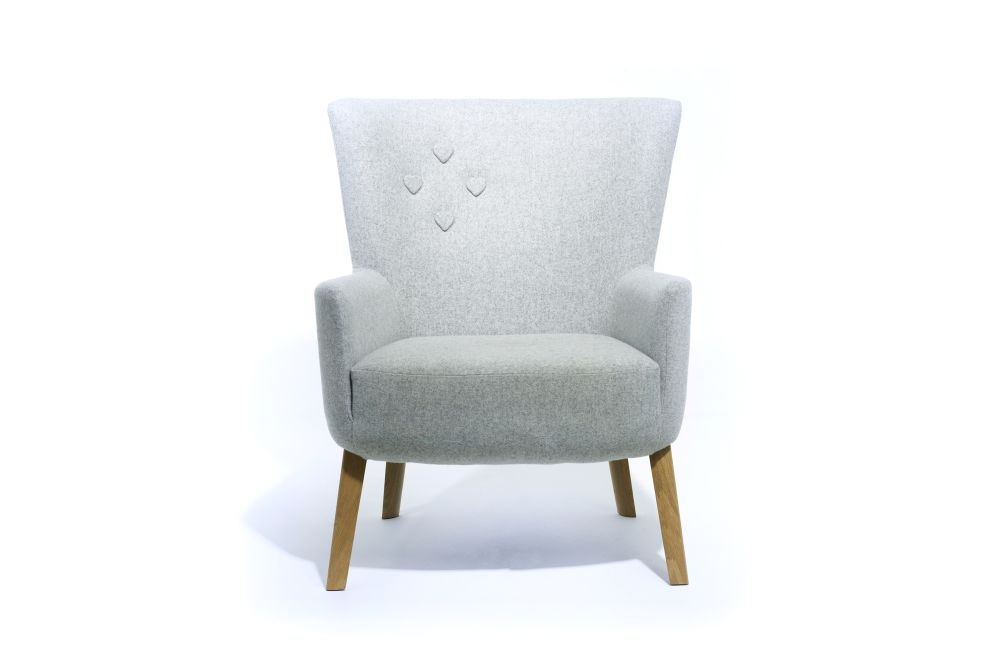 Love Lounge Chair by Deadgood