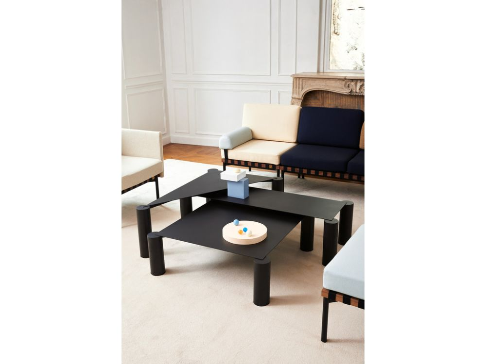 Thin Triangle Coffee Table From Petite Friture