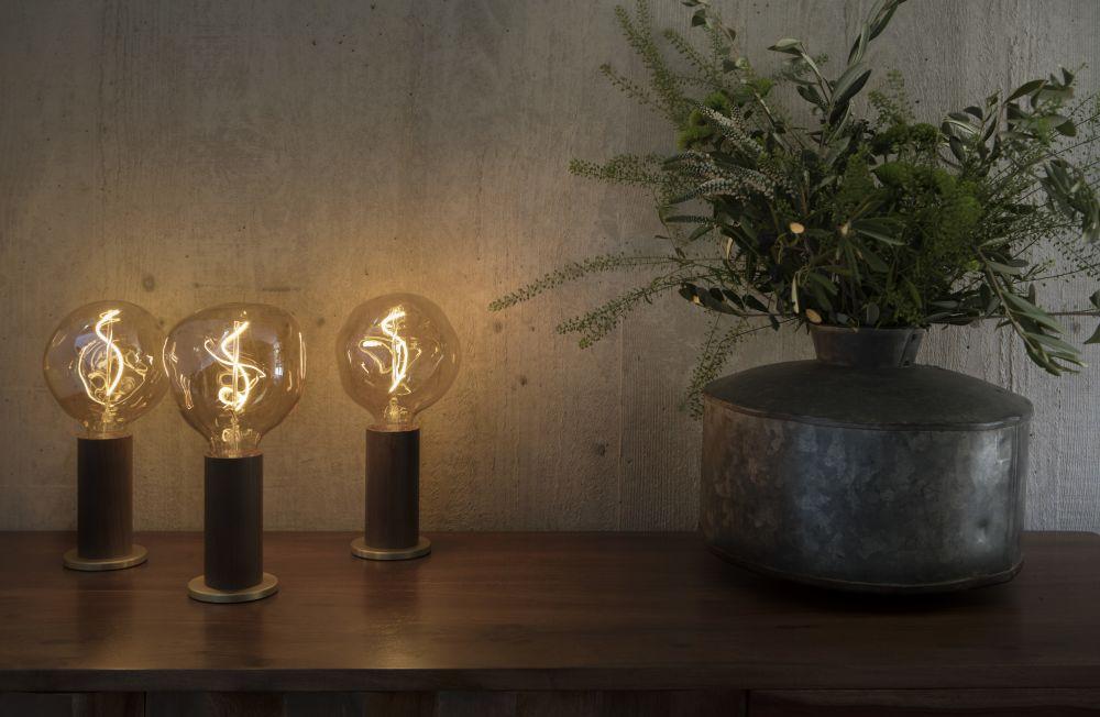 Voronoi I 2W LED lightbulb by Tala