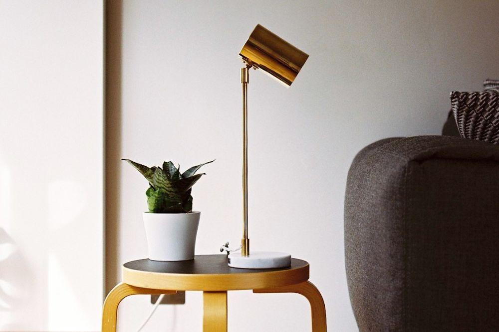 Pavilion Desk Lamp by John Hollington Design