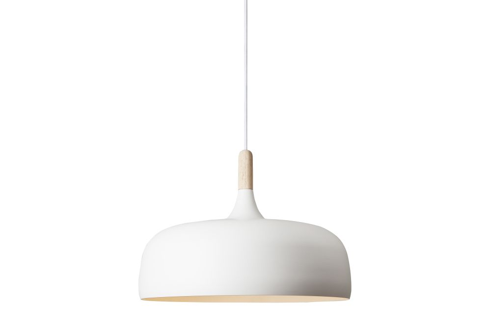 off atle pendant light tveit products for oak northern acorn clippings by white