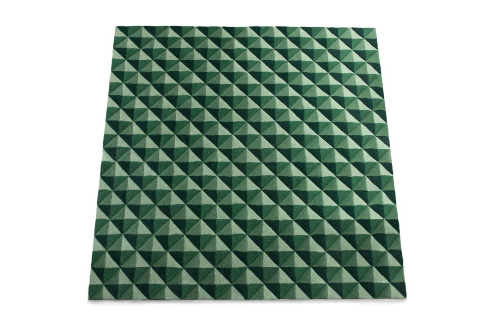 Knurled Square Rug by Deadgood