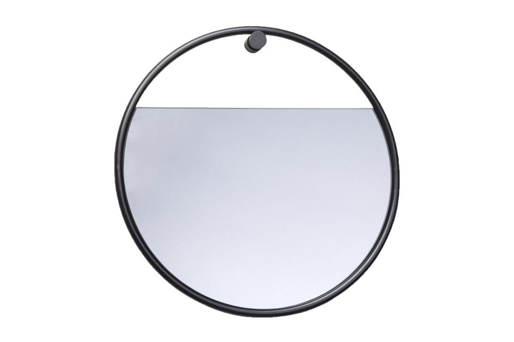 Peek Circular Wall Mirror by Northern
