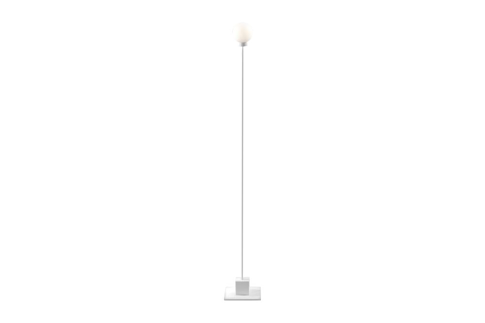 Snowball Floor Lamp by Northern