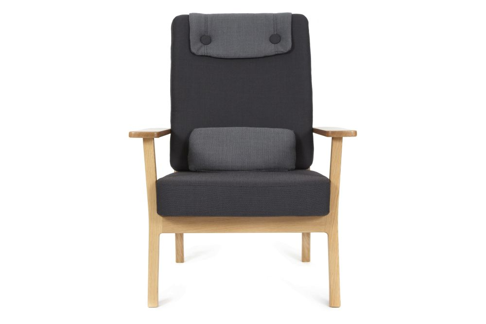 Tyneside Lounge Chair by Deadgood
