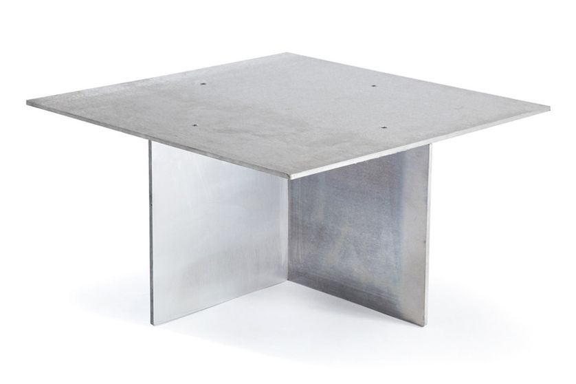 Square Working Table by Deadgood