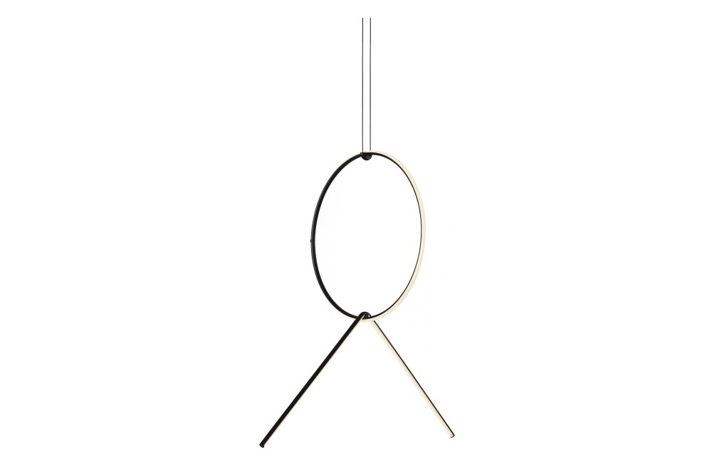 Arrangements 13S Chandelier by Flos