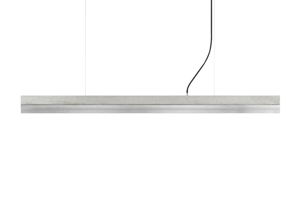 C concrete stainless steel pendant light 92cm or 1 by gantlights c concrete stainless steel pendant light 92cm or 1 by gantlights aloadofball Image collections