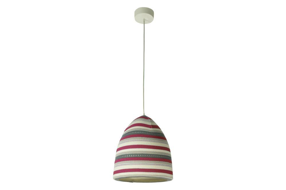 Flower Stripe Pendant Light by in-es.artdesign