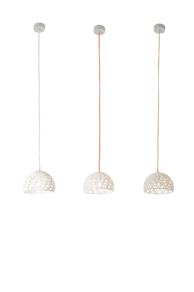 Trama 2 Pendant Light by in-es.artdesign