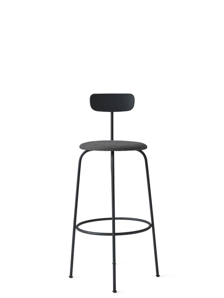 Afteroom Bar Chair with Upholstered Seat by Menu