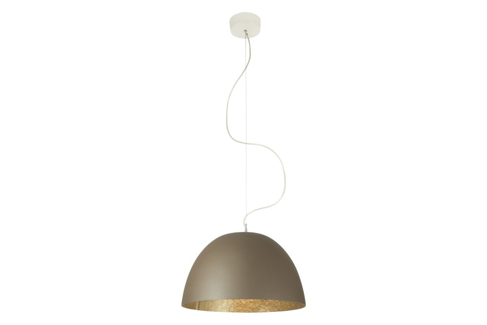 H2O Bronze Pendant Light by in-es.artdesign
