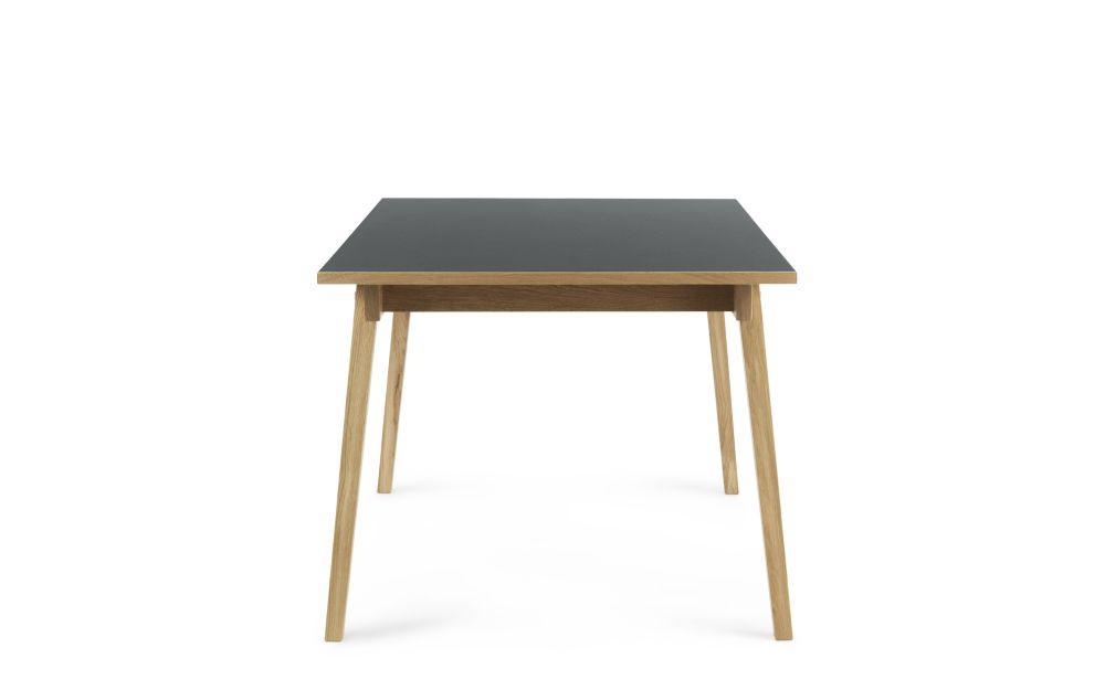 Slice Linoleum Bar Table by Normann Copenhagen