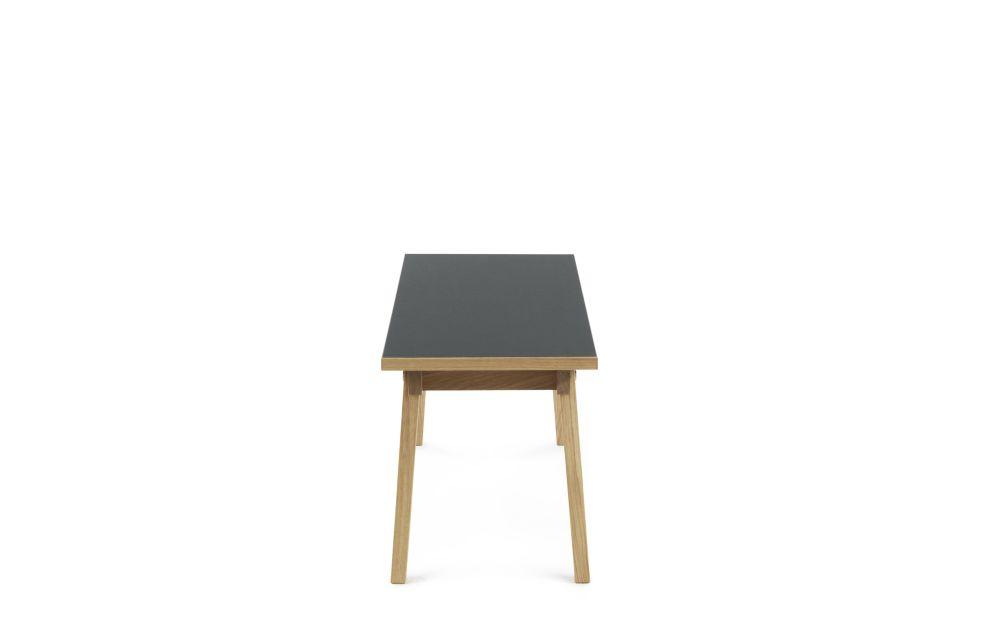 Slice Linoleum Bench by Normann Copenhagen