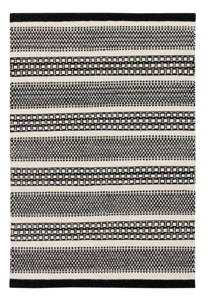 Mirage: Contemporary Handwoven Wool Rug by Ana & Noush