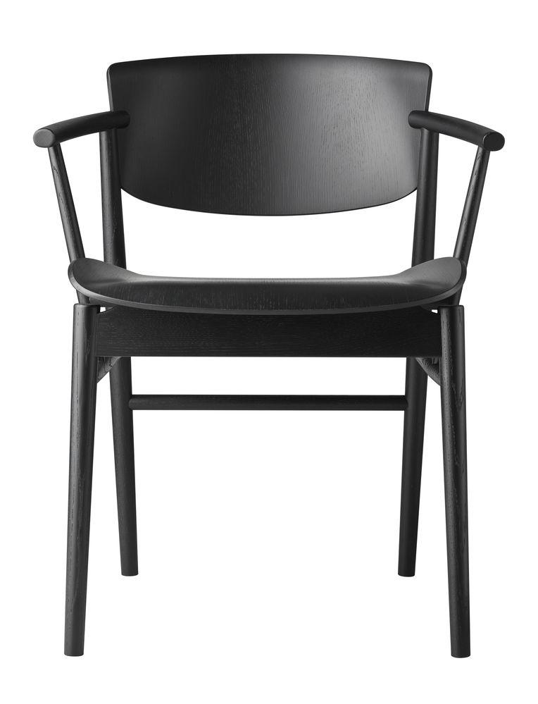 N01 Dining Chair by Republic of Fritz Hansen