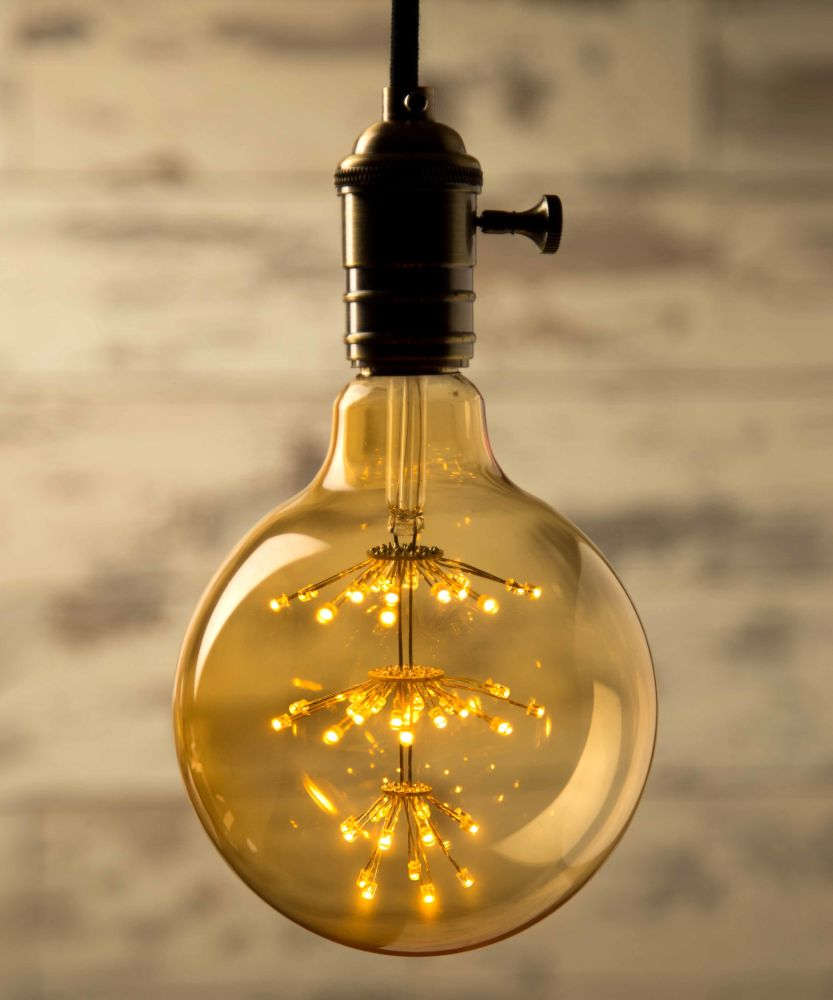 Globe XStar LED Light Bulb by William and Watson