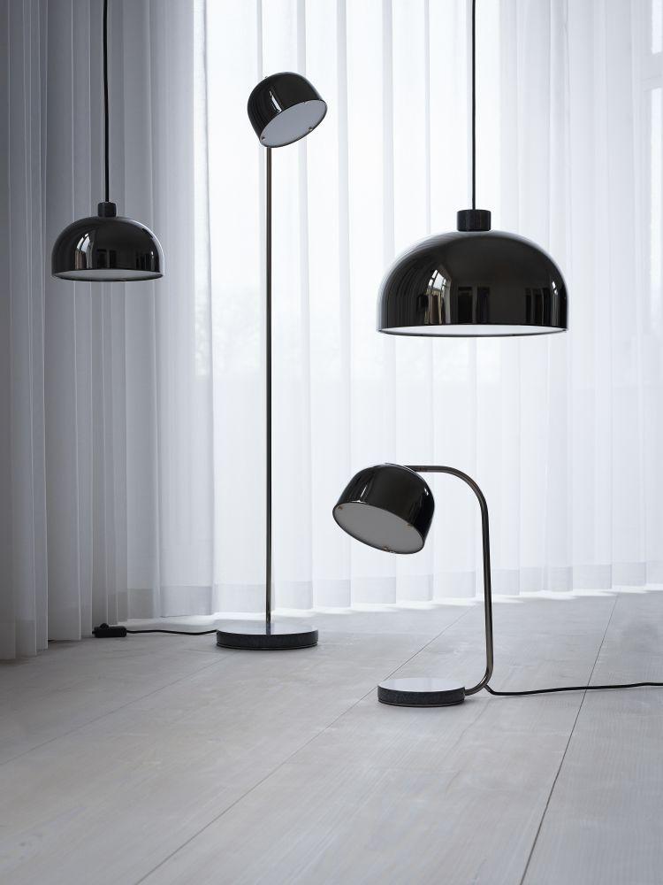Grant table lamp brass by simon legald from normann copenhagen