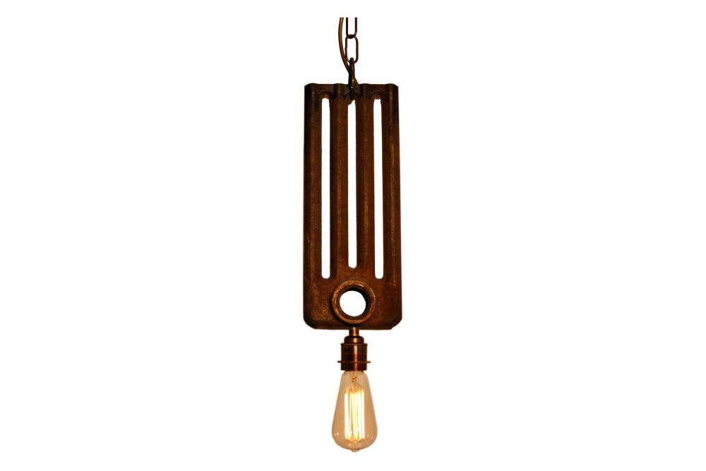 Rad Pendant Light by Mullan Lighting