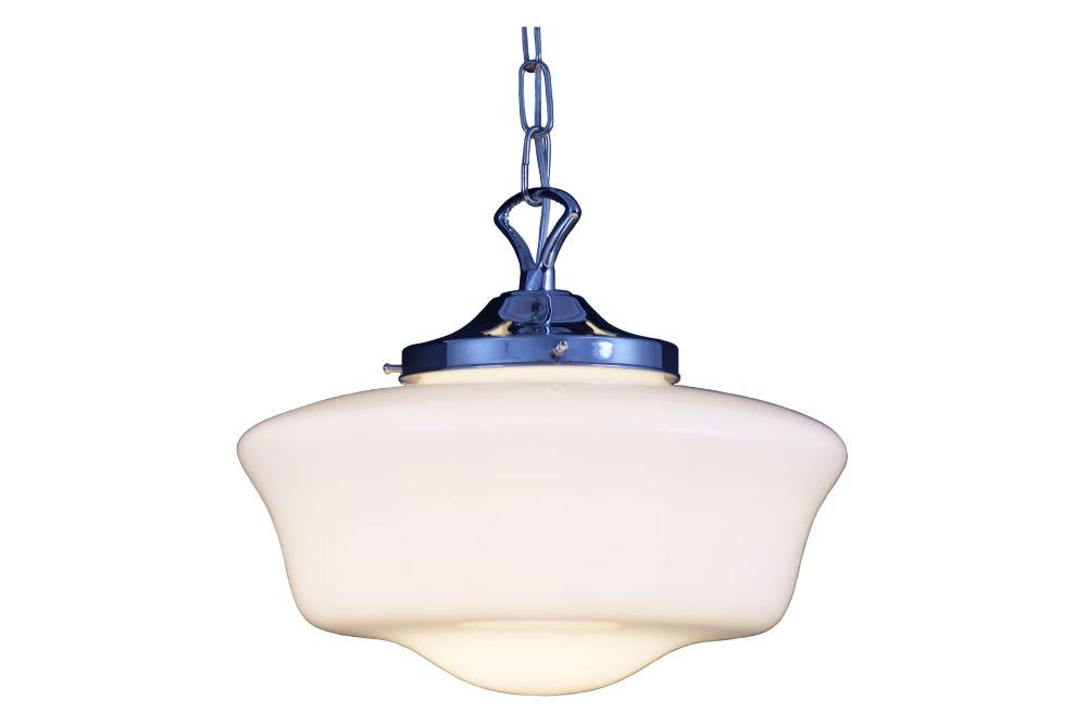 Schoolhouse Pendant Light by Mullan Lighting