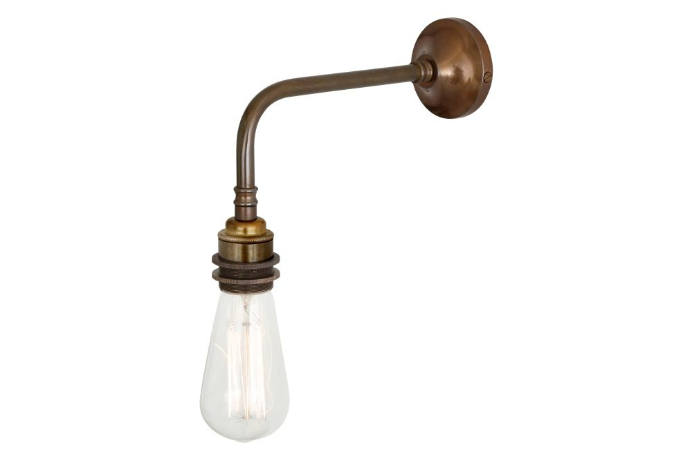 Lome Industrial Wall Light by Mullan Lighting
