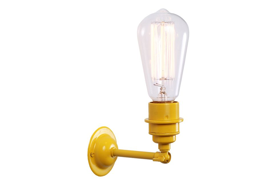 Lome Vintage Minimalist Wall Light by Mullan Lighting