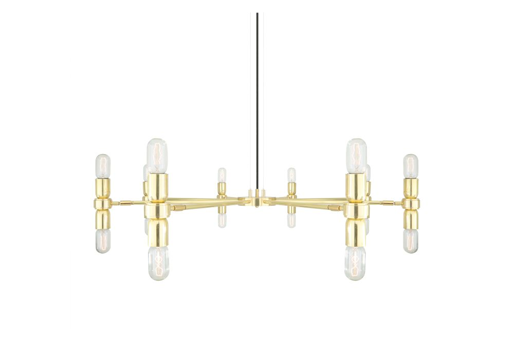 Kendu Chandelier by Mullan Lighting