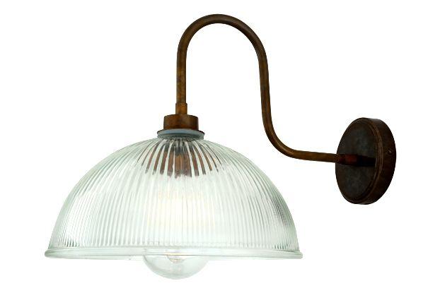 Maris Swan Neck Wall Light by Mullan Lighting