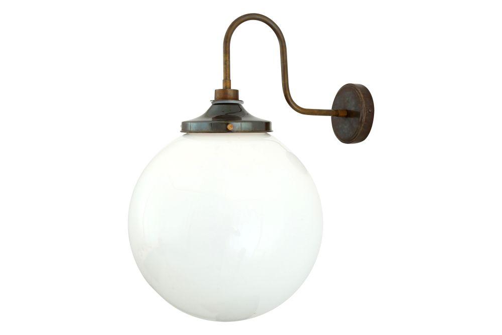 Pelagia Swan Neck Wall Light by Mullan Lighting
