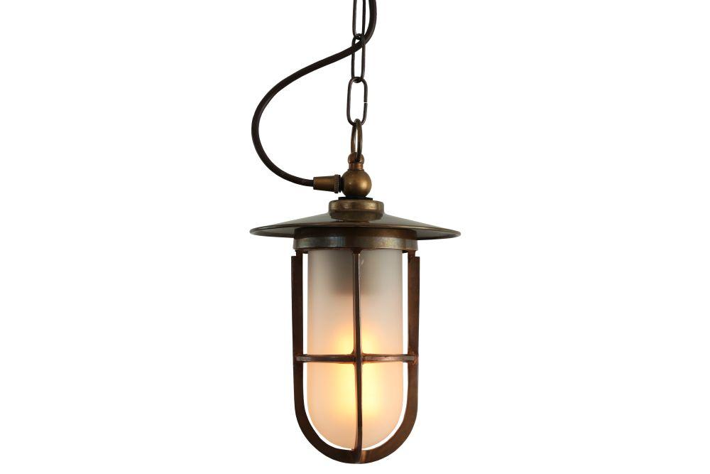 Asmara Well Glass Pendant Light by Mullan Lighting