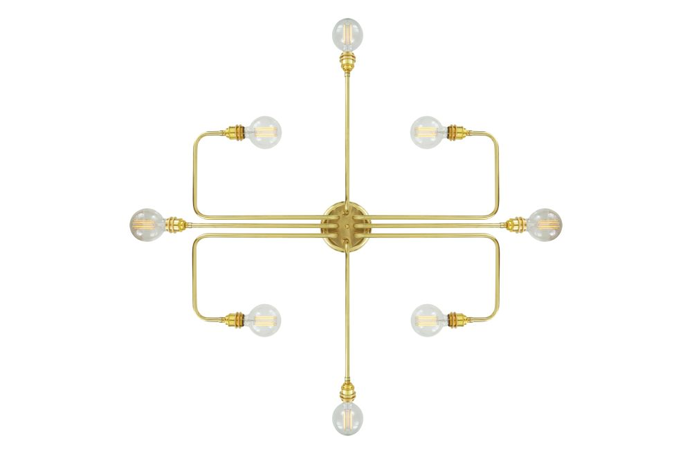 Irbid Chandelier by Mullan Lighting