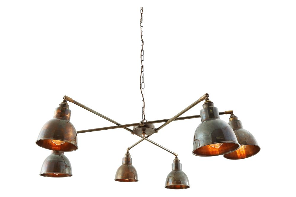 Bridgetown Chandelier by Mullan Lighting